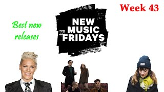 Best New Releases from New Music Friday 2018 Week 43
