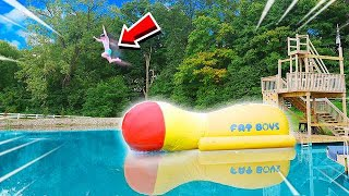 MASSIVE BLOB LAUNCH WITH ROMANATWOOD!