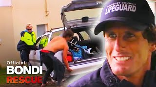 Harries to the Car Rescue | Best of Bondi Rescue