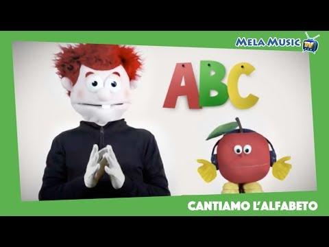 CANTIAMO L'ALFABETO - Canzoni per bambini di Mela Music