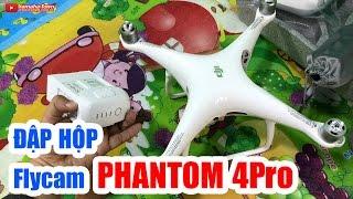 DJI Phantom 4 Pro Unbox Review ▶ Flycam thông minh nhất hệ mặt trời!