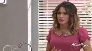 Violetta 2: Capítulo 78 - Violetta fala com Lara e Leon fala com Marco e Federico