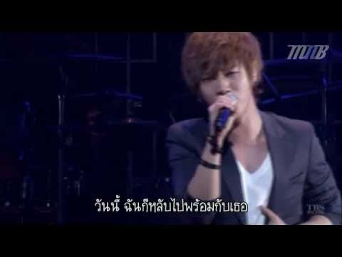 [MNB] Super Junior - 잠들고 싶어 (In My Dream) (Live) [THAI SUB]