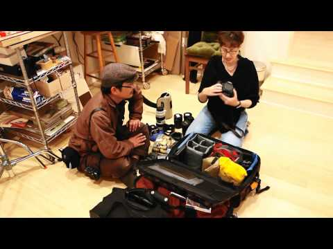 What's in my camera bag National Geographic   - SUSAN SEUBERT