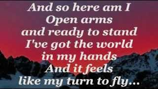 Who I was Born To Be (Lyrics) - SUSAN BOYLE