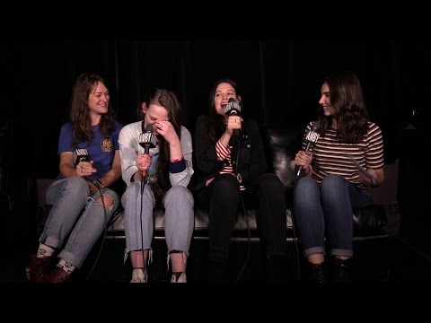 Interview with The Staves