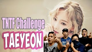 Try not to fanboy challenge #6 | TAEYEON NOONA