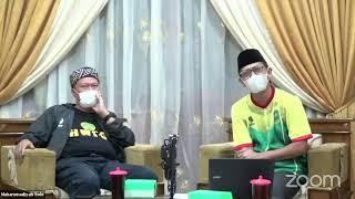Diskusi Dakwah Muhammadiyah Via Olahraga/Sepak Bola