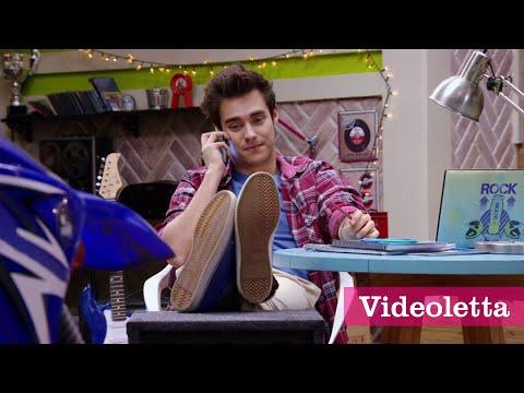 Violetta 3 English: Leon calls Vilu Ep.65