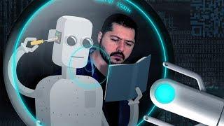 Machine Learning: como ensinar uma máquina a aprender   Nerdologia Tech