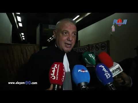 زهراش يكشف تفاصيل الإستماع إلى حنان باكور في قضية بوعشرين