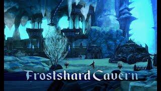 Aion -. Cygnea: Frostshard Cavern (1 Hour of Music)