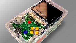 Building a Portable Nintendo 64