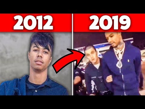 The Criminal History of Blueface