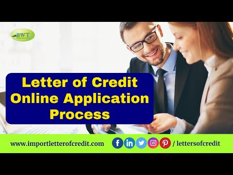 Letter of Credit – DLC MT700 – LC Process