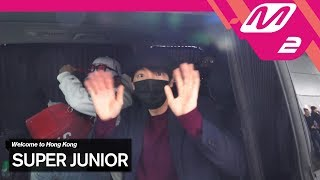 [2017MAMA x M2] Super Junior, Welcome to 2017 MAMA