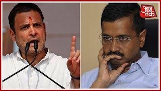 Rahul Gandhi: धरने से पिस रही दिल्ली की जनता, फिर भी क्यों चुप हैं मोदी ? | शतक आजतक