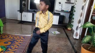 Puneet dancing for aqua barbie girl