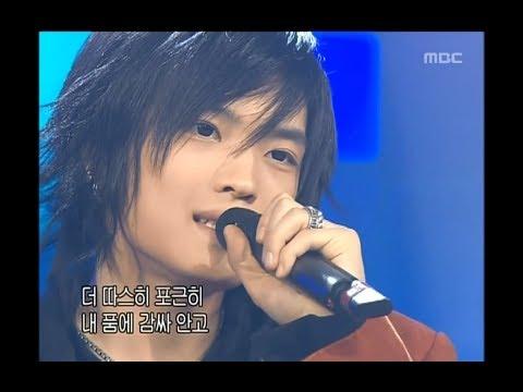 TVXQ - Hug, 동방신기 - 허그, Music Camp 20040214