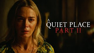 A Quiet Place Part II (2020) - B HD