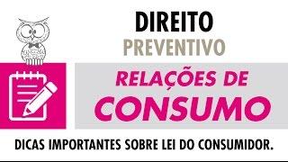 CONSELHO JURÍDICO – Relações de Consumo