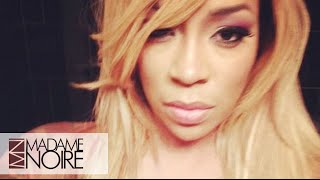 K.Michelle Reveals Past Issues With Alcohol | MadameNoire