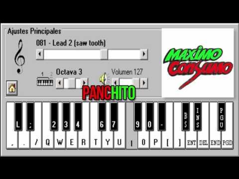 Veneno Para Olvidar (Punteo) - Piano Electronico 2.5