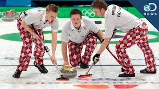 SCIENCE FRICTION: All About the Physics of Curling