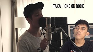 Adele - Hello (Cover by Taka from ONE OK ROCK) Reaction
