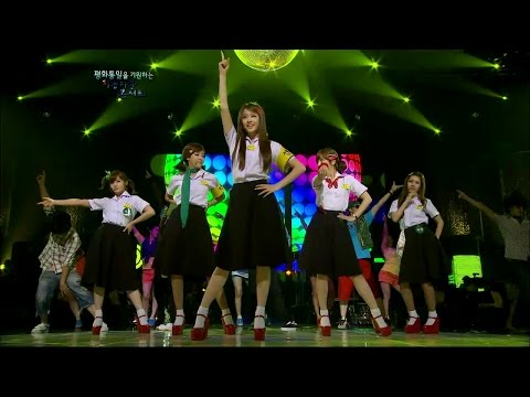 【TVPP】T-ara - Roly Poly, 티아라 - 롤리폴리 @ Beautiful Concert Live