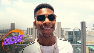 Lio Rush puts the Cruiserweight division on notice: WWE 205 Live, June 12, 2018