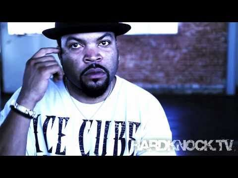 Ice Cube on No Country for Young Men and new generation of rappers