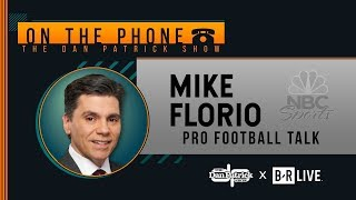 PFT's Mike Florio Talks Antonio Brown & Odell Beckham Jr with Dan Patrick | Full Interview | 9/1/19