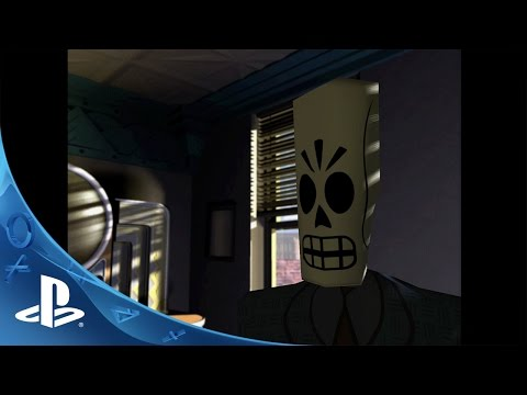 Grim Fandango Remastered Trailer