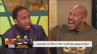 Stephen A. Smith Funny Moments Compilation