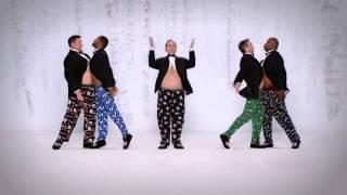 Jingle Bellies   Kmart Joe Boxer Commercial 2014 #ShowYourJoe