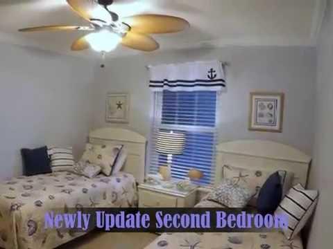 Pool Side Villa Destin Florida - Vacation Condo