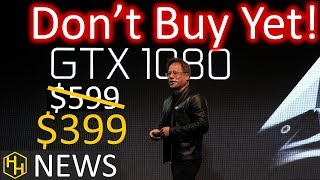 Nvidia Can't Hold Back Prices Anymore | Massive GPU Price Drop Coming!