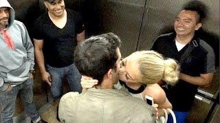Strange Elevator Moments! | Daniel Fernandez