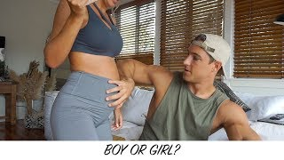 BOY OR GIRL?! Putting old wives tales to the test!