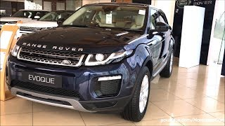 Range Rover Evoque HSE 2018   Real-life   review