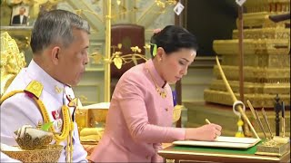 Thailand King marries personal bodyguard..