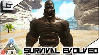 NAKED TINY! ARK: Survival Evolved - E1 ( Modded Ark Tranformation Mod)