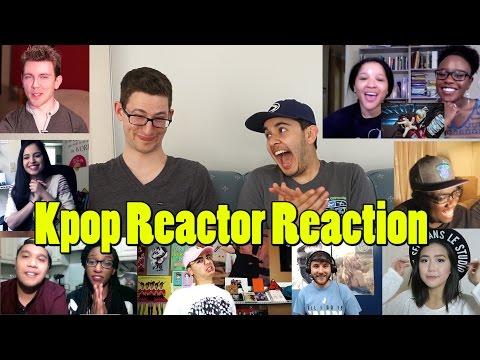 Kpop Reactors Reaction