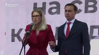 Millares de opositores piden elecciones libres en Moscú