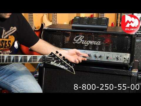 Гитарный усилитель BUGERA 6260 INFINIUM
