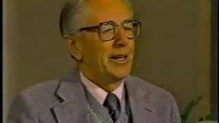 Interview with Peanuts Creator CHARLES SCHULZ (1984)