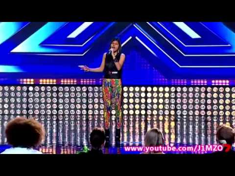 Marlisa Punzalan - The X Factor Australia 2014 - AUDITION [FULL]