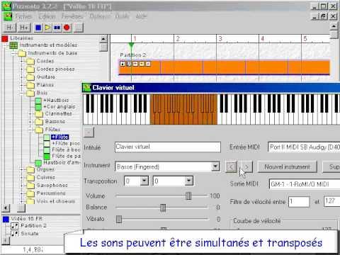 Des outils pour composer - Partie 2