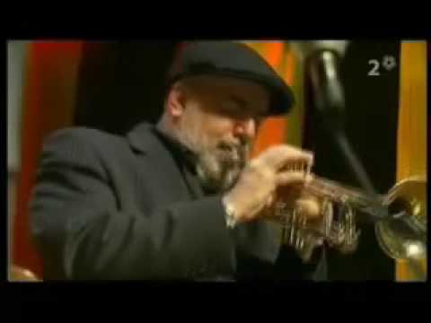 Norrbotten Big Band Randy Brecker Tim Hagans plays Boooo